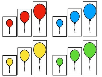Tot School: Balloons Lesson Plans and Activity Pack