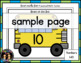 FLASH FREEBIE! Bears on the Bus Preschool Math Center Activity (Back to School)