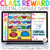 Digital Rewards Class Behavior for PowerPoint & Google (TM