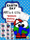 Earth Day Centers ABC's & 123's