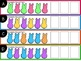 Easter Marshmallow Peeps Patterns Task Cards