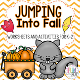 All About Fall for Little Learners!