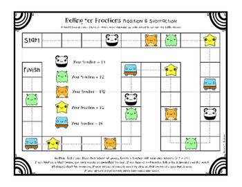 Fractions: improper, equivalent, multiply, divide, add, subtract