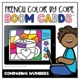 French Winter Colour by Code: Comparing Numbers   Distance