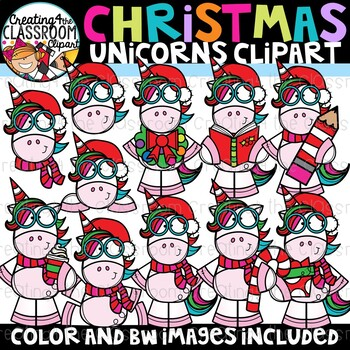 FLASH FREEBIE! Happy Holidays! {Creating4 the Classroom Clipart}