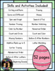 Hello Spring Preschool Skills (Print & Go!)