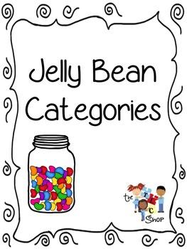Jelly Bean Categories