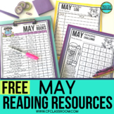 FLASH FREEBIE | MAY READING RESOURCES