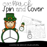 March CVC Spin and Cover Printables