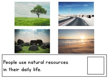 Natural Resources Adapted Book