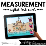 Math Boom Cards™ for Distance Learning   Non-standard Measurement