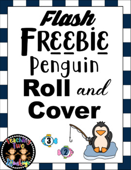 FLASH FREEBIE Penguin Roll and Cover