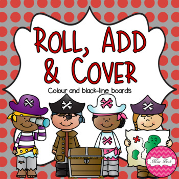 #BlackFriday Roll, Add & Cover- Pirate Theme