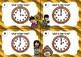 SCOOT! O'clock Task Cards Autumn Theme