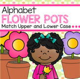 Alphabet Upper and Lower Case Matching for Preschool and Pre-K