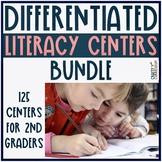 BUNDLE Second Grade Journeys Lessons 1-5 Supplemental Activities