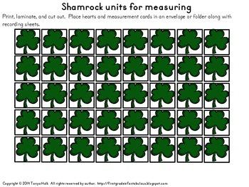 Shamrock Measurement