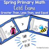 Spring Fling {A Spring Math Center for Numbers in Base Ten}