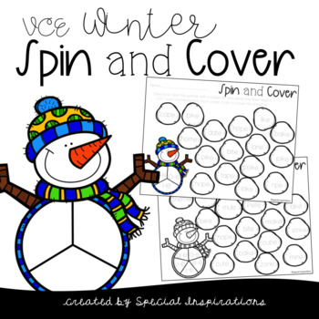 VCE Winter Spin and Cover
