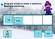 Kindergarten & First Grade Sight Word Sentences Winter BOOM CARDS Digital