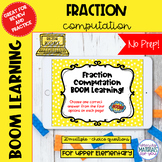 DISTANCE LEARNING Fraction Computation Boom Learning℠ Quiz
