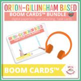 BOOM CARDS™ BUNDLE | Orton-Gillingham Based | Digital Resources