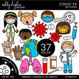 Covid 19 - Outlined [Ashley Hughes Design]