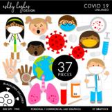 Covid 19 - Unlined [Ashley Hughes Design]