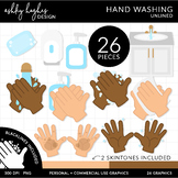 Hand Washing - Unlined [Ashley Hughes Design]