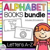 """""""My Letter"""" Alphabet Books BUNDLE"""