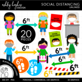 Social Distancing - Unlined [Ashley Hughes Design]