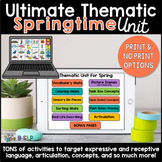 Distance Learning for Speech Therapy: Ultimate Thematic SP