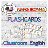 FLASHCARDS: Classroom English