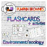 FLASHCARDS: Environment/ecology