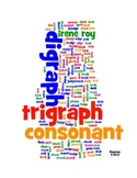 FLASHCARDS: One-syllable Consonant Digraph/Trigraphs (-ck,-tch, and dge)