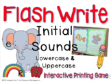 FLASHWRITE Interactive Initial Sounds Game