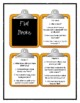 Gary Paulsen FLAT BROKE - Discussion Cards