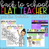 BACK TO SCHOOL Flat Teacher BUNDLE! (SPECIAL OFFER 20% off!)