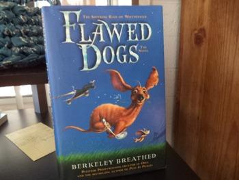 FLAWED DOGS    ISBN 978-0-399-25218-1