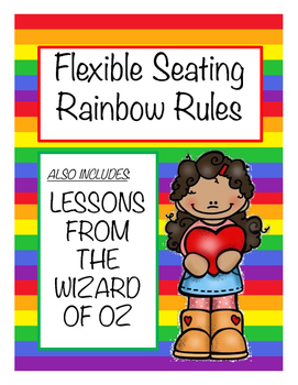 FLEXIBLE RAINBOW SEATING