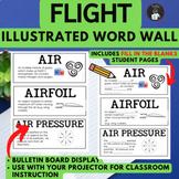 ONTARIO SCIENCE: GRADE 6 FLIGHT ILLUSTRATED WORD WALL