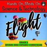 ONTARIO SCIENCE: GRADE 6 FLIGHT SCIENCE CENTRES