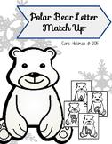 Polar Bear Letter Matching Game
