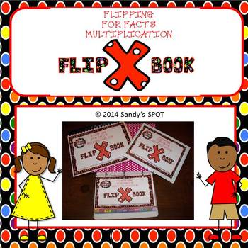 FLIP BOOK FLIPPING FOR MULTIPLICATION FACTS