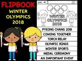 FLIP BOOK : Winter Olympics 2018, Pyeong Chang, Reader, Flipbook, Reading