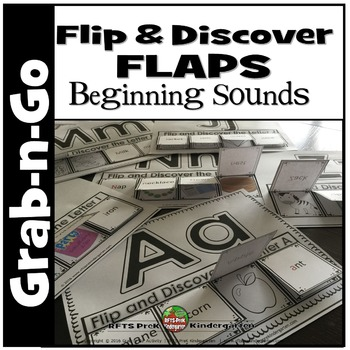 FLIP DISCOVER FLAPS – BEGINNING SOUNDS