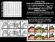 FLIP & FIND ~ Math Center 1-120 ~ ELVES! Color or BW