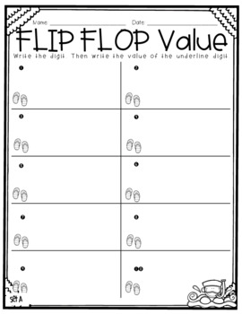 FLIP FLOP VALUE