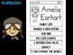 FLIPBOOKS Bundle : Amelia Earhart Flipbook