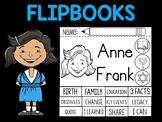FLIPBOOKS Bundle : Anne Frank